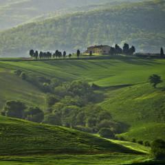 Toscana con pecorino y Brunello de Montalcino