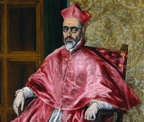 El Cardenal Niño de Guevara, El Greco