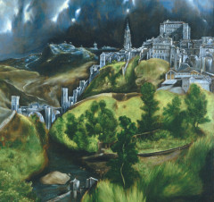 El Greco de Toledo, la exposición