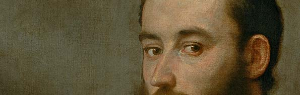 Retrato de Alessandro Vittoria, Gian Battista Moroni